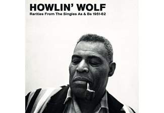 Howlin' Wolf - rarities from the singles as & bs 1951-62 - (Vinyl)