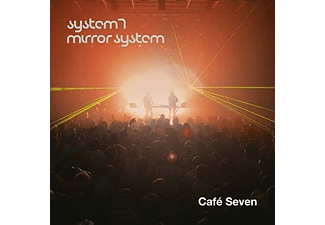 System 7, Mirror System - Cafe Seven - (CD)