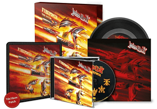 Judas Priest - Firepower - (CD + Merchandising)