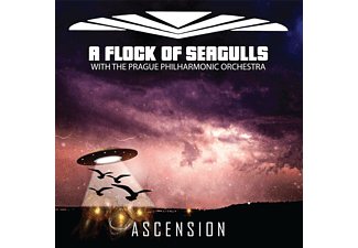 A Flock Of Seagulls - Ascension-Orchestral Versions Of Hits - (CD)