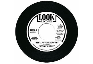 Freddie Chavez - They'll Never Know Why / Make Up (Vinyl Single) - (Vinyl)
