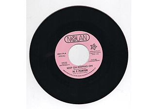 Nolan Porter - Keep On Keeping On / If I Could (Vinyl Single) - (Vinyl)