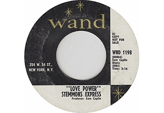 Stemmons Express - Woman, Love Thief / Love Power (Vinyl Single) - (Vinyl)