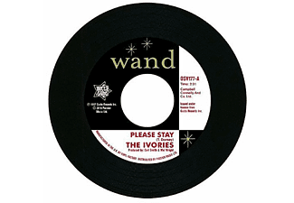 The Ivories - Please Stay / I'm In A Groove (Vinyl Single) - (Vinyl)