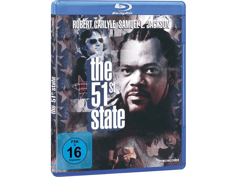 The 51st State [Blu-ray]