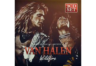 Van Halen - Wildfire/The Broadcast Archive - (CD)