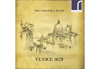 The Gonzaga Band - The Gonzaga Band-Venice 1629 - (CD)