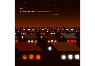 Steaming Satellites - Back From Space (Gatefold LP+MP3/180g) - (LP + Download)