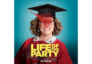 Fil Eisler - Life of the Party/How to Party with Mom - (CD)