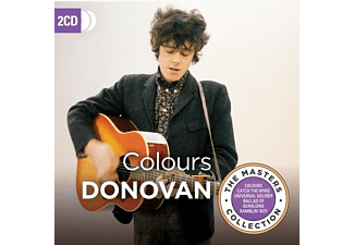 Donovan - Colours (The Masters Collection) - (CD)