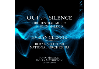 Glennie,Evelyn/McLeod,John/Royal Scottish National - Out of the Silence - (CD)