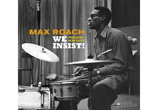 Max Roach - We Insist! Freedom Now Suite - (CD)