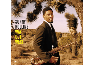 Sonny Rollins - Way Out West - (CD)