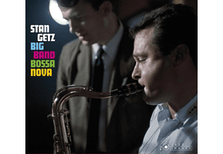 Stan Getz - Big Band Bossa Nova - (CD)