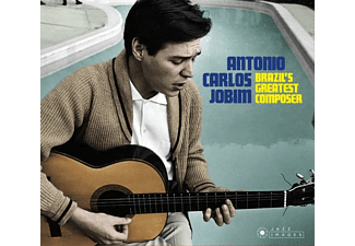 Antonio Carlos Jobim - Brazil S Greatest Composer - (CD)