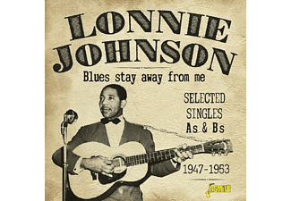 Lonnie Johnson - Blues Stay Away From Me - (CD)