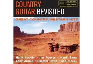VARIOUS - Country Guitar Revisited - (CD)
