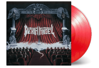 Death Angel - Act III (ltd transparent rotes Vinyl) - (Vinyl)