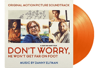 O.S.T. - Don't Worry,He Won't Get Far On Foot  (ltd.orang - (Vinyl)