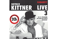 Dietrich Kittner - Live 3 [CD]