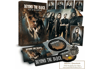 Beyond The Black - Heart oft he Hurricane (Limitierte Fanbox) - (CD + DVD Video)