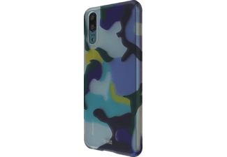 CamouflageClip Backcover Huawei P 20 Polycarbonat Ocean