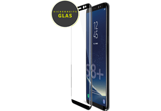 ARTWIZZ CurvedDisplay, Schutzglas, Samsung Galaxy S8+, Schwarz/Transparent
