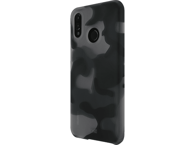 CamouflageClip Backcover Huawei P20 Lite Polycarbonat Camouflage Ocean | 04260458889909