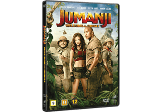Jumanji 2 - Welcome to the jungle DVD