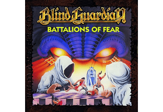 Blind Guardian - Battalions Of Fear (Remixed & Remastered) - (CD)