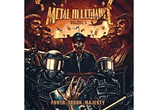 Metal Allegiance - Vol.2:Power Drunk Majesty - (Vinyl)