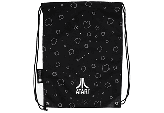 Asteroids Gameplay Cinch Bag
