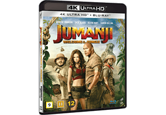 Jumanji 2 - Welcome to the jungle 4K Ultra HD Blu-ray
