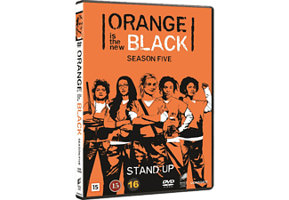 Orange Is The New Black - Säsong 5 DVD
