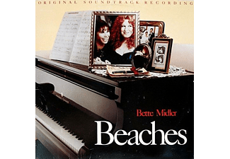 Bette Midler - BEACHES OST - (Vinyl)