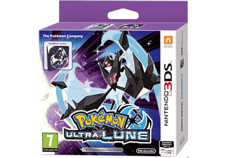 Pokémon Ultra-Lune: Collectors Edition FR 3DS