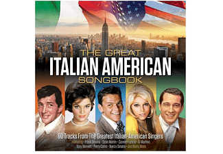 VARIOUS - Great Italian American Songbook - (CD)
