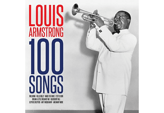 Louis Armstrong - 100 Songs - (CD)
