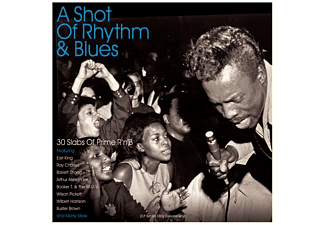 VARIOUS - A Shot Of Rhythm & Blues - (Vinyl)