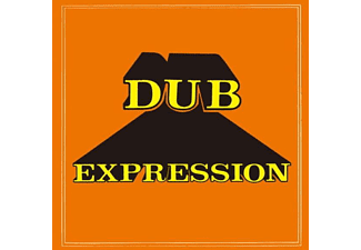 The Revolutionaries - Dub Expression - (CD)