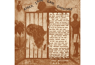 VARIOUS - Africa Iron Gate Showcase - (CD)