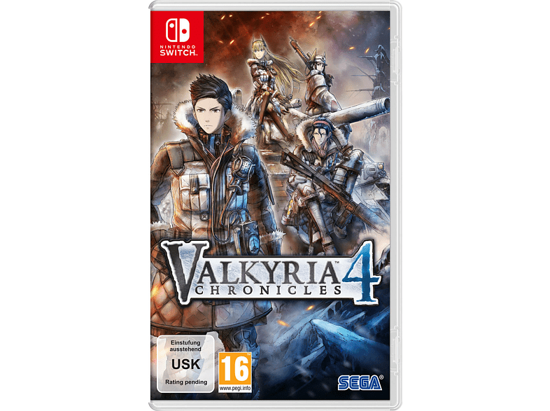 Valkyria Chronicles 4 LE [Nintendo Switch]