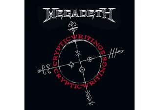 Megadeth - Cryptic Writtings CD
