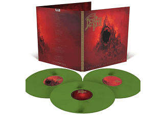Death - The Sound Of Perseverance (Ltd.Green 3LP+MP3) - (LP + Download)