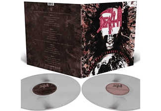 Death - Individual Thought Patterns (Ltd.Silver 2LP+MP3) - (LP + Download)