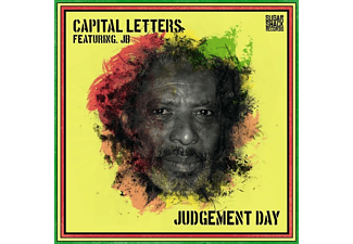 CAPITAL LETTERS feat. JB - Judgement Day - (CD)