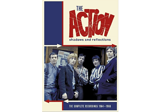The Action - Shadows And Reflections - (CD)