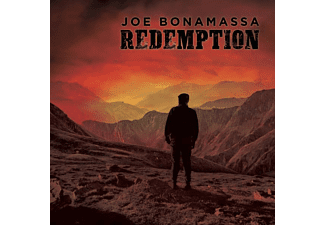 Joe Bonamassa - Redemption (Black 2LP 180 Gr.Gatefold Sleeve+MP3) - (LP + Download)