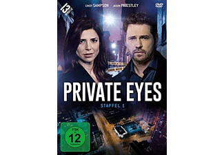 Private Eyes - Staffel 1 - (DVD)