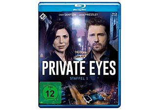 Private Eyes - Staffel 1 - (Blu-ray)